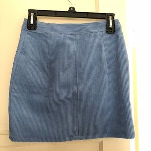 rag & bone Skirts - brand new Rag & Bone corduroy miniskirt